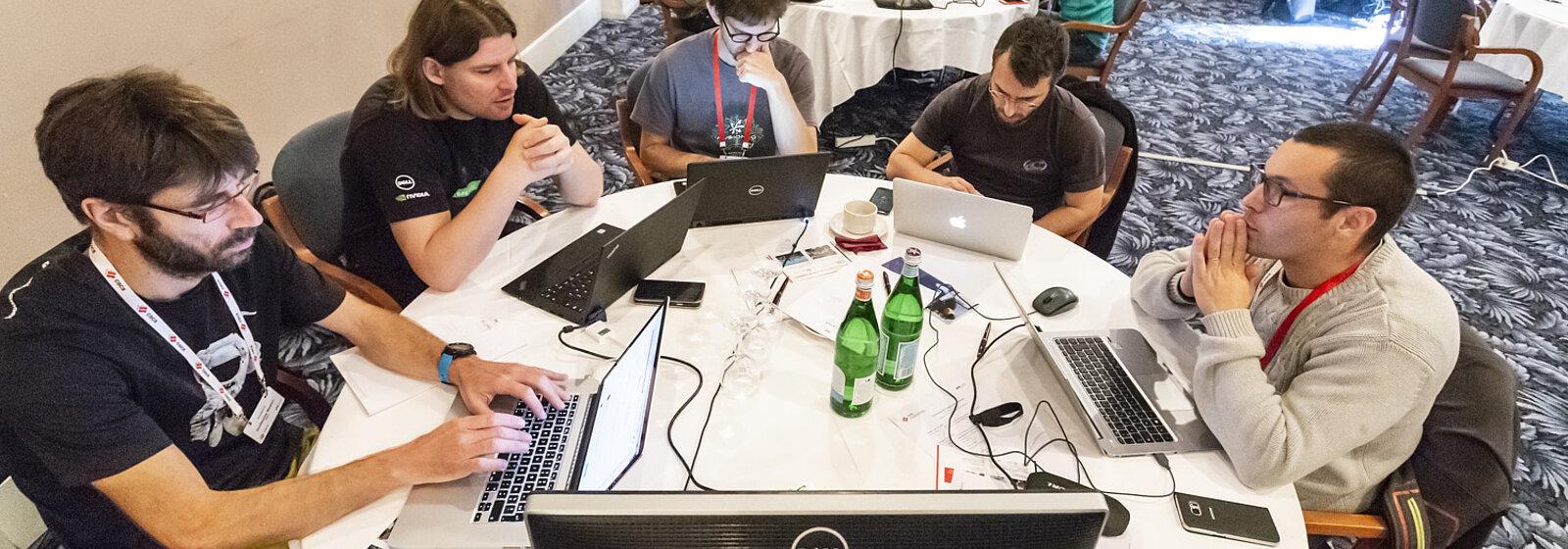 EuroHack19 - GPU Programming Hackathon | CSCS