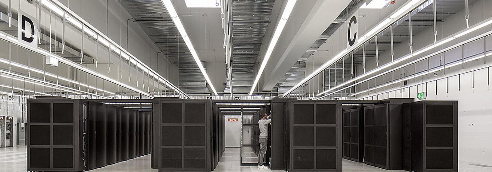 """Piz Daint"" takes on Tier 2 function in Worldwide LHC ..."